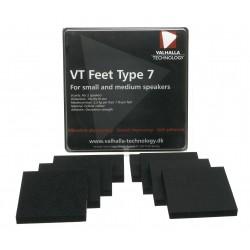 VT Feet type 7