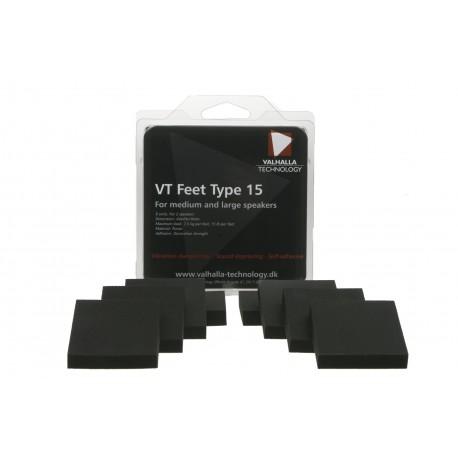 VT Feet Type 15